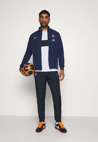 Nike Performance - PARIS ST GERMAIN DRY SUIT - Club wear - midnight navy/dark obsidian/white - 1