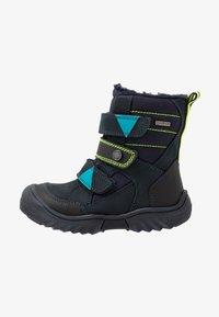 Primigi - GTX - Zimní obuv - blu scuro/nero - 1