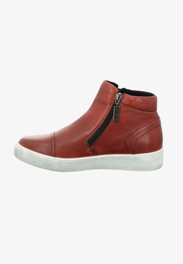 LILLI - Ankle boots - rot