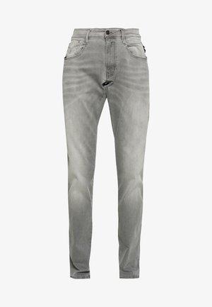 ANBASS HYPERFLEX - Slim fit jeans - medium grey