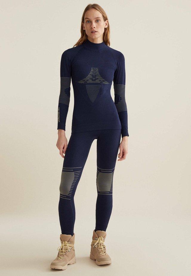 Tekninen urheilupaita - dark blue