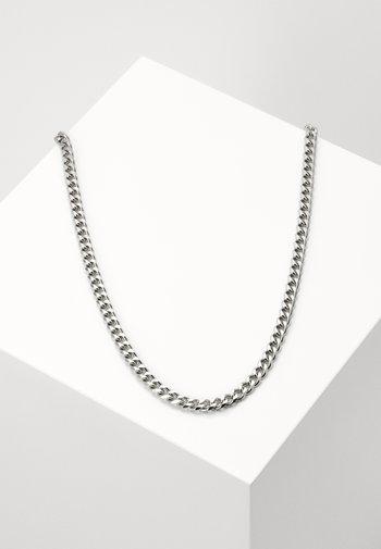 DEPOSIT NECKLACE - Halsband - silver-coloured