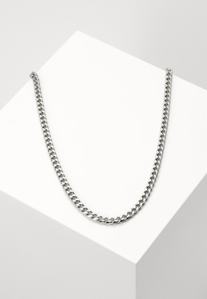 Icon Brand - DEPOSIT NECKLACE - Collier - silver-coloured