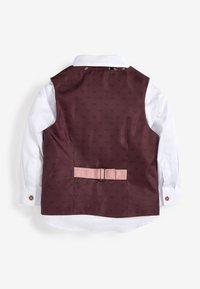 Next - SET - Suit waistcoat - pink - 3
