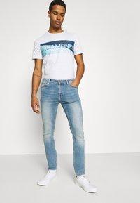 Dr.Denim - CHASE - Slim fit jeans - cadet light blue - 3