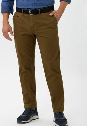 STYLE EVEREST - Chino - toffee