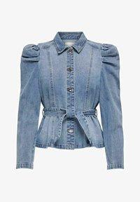 ONLY - Denim jacket - medium blue denim - 5