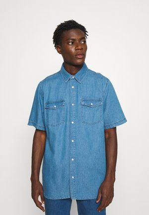 PABLO - Skjorter - denim blue