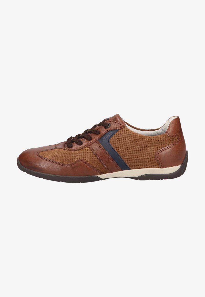 Lloyd - Sneakersy niskie - malt/bluе
