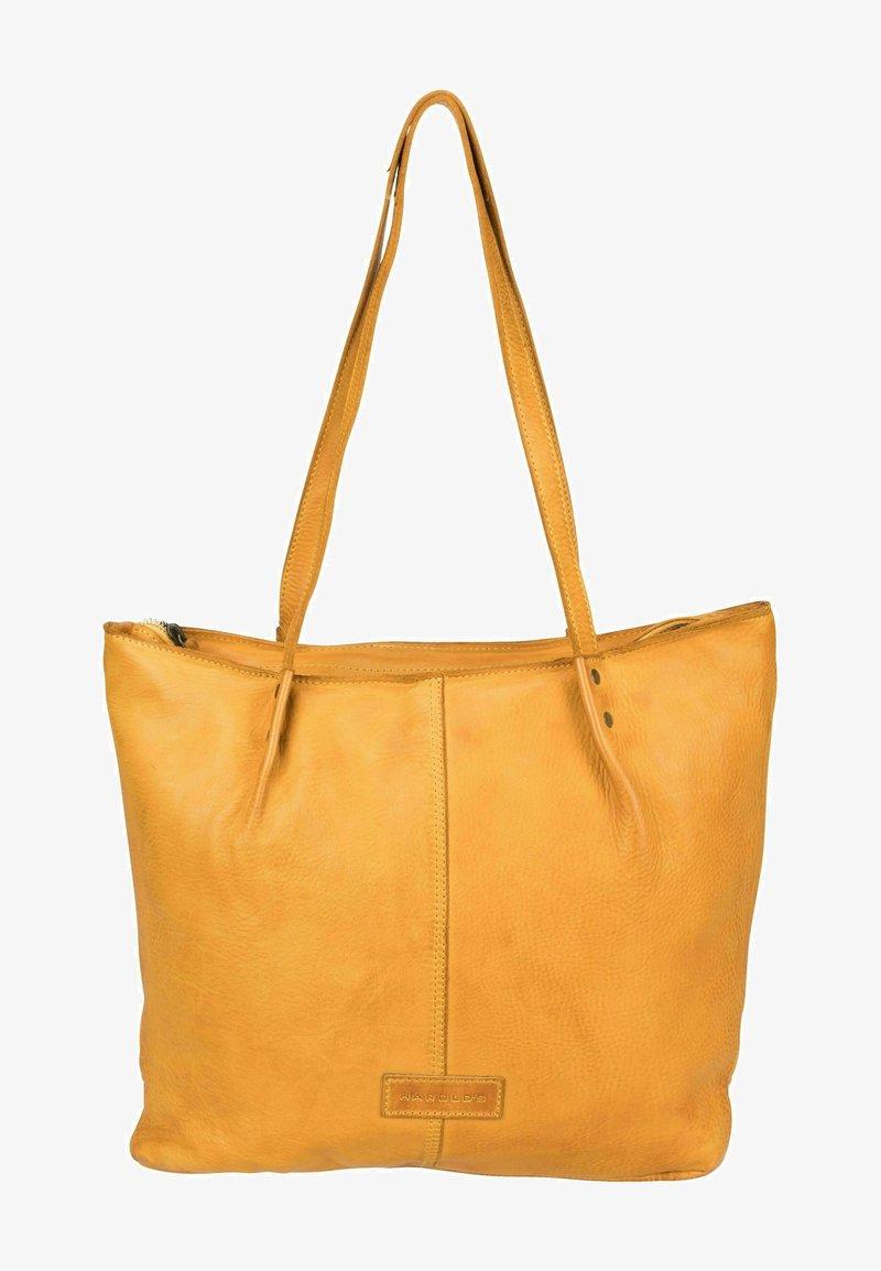 Harold's - SUBMARINE - Tote bag - gelb