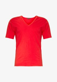 DRYKORN - QUENTIN - T-shirt - bas - red - 4