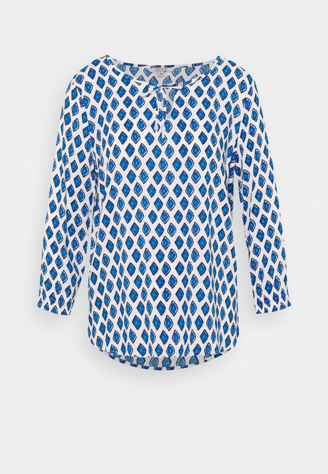 3/4 ARM - Blouse - blue