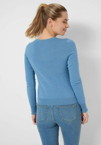 ORSAY - MIT 3D-MUSTER - Cardigan - dirty bleaches - 2