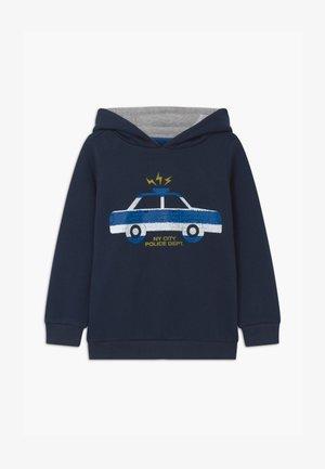 SMALL BOYS - Hoodie - navy blazer