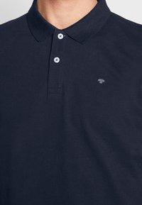 TOM TAILOR - BASIC WITH CONTRAST - Polo shirt - sky captain blue - 5