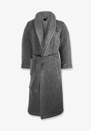 Dressing gown - charcoal