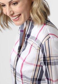 Franco Callegari - Button-down blouse - weiß marine - 2