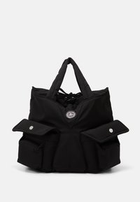 Vivienne Westwood - CLINT NEW SHOPPER UNISEX - Tote bag - black - 0