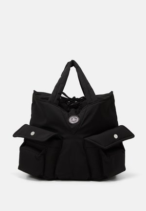 CLINT NEW SHOPPER UNISEX - Tote bag - black