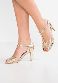 Anna Field - Højhælede sandaletter / Højhælede sandaler - gold - 0