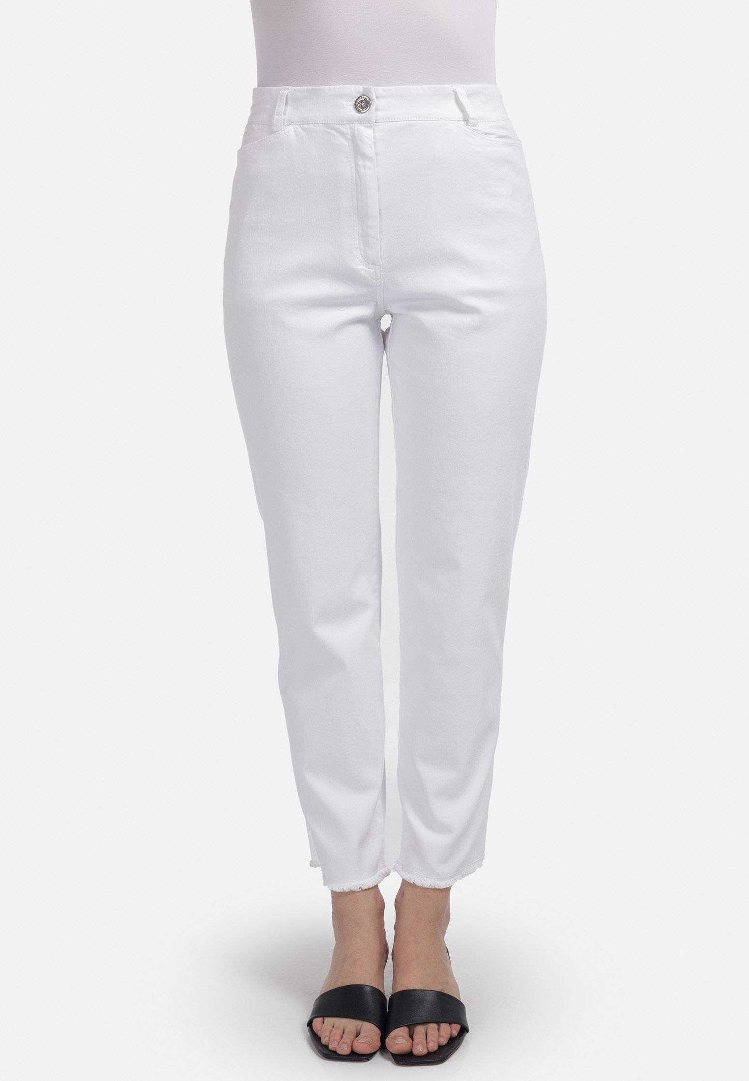 Femme SCHMALEM SCHNITT - Pantalon classique