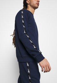 Reebok - TAPE CREW - Sweatshirts - dark blue - 4