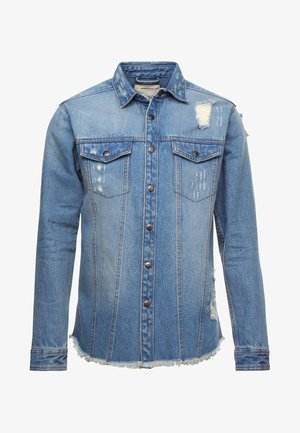JACKSON JACKET - Camisa - light blue