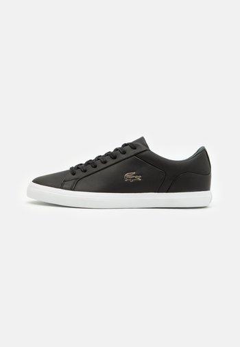 LEROND - Sneakersy niskie - black/offwhite