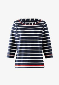 Alba Moda - Long sleeved top - marineblau,weiß,rot - 5