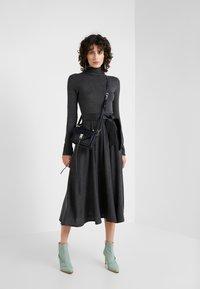 MAX&Co. - DRENARE - Robe pull - dark grey - 1