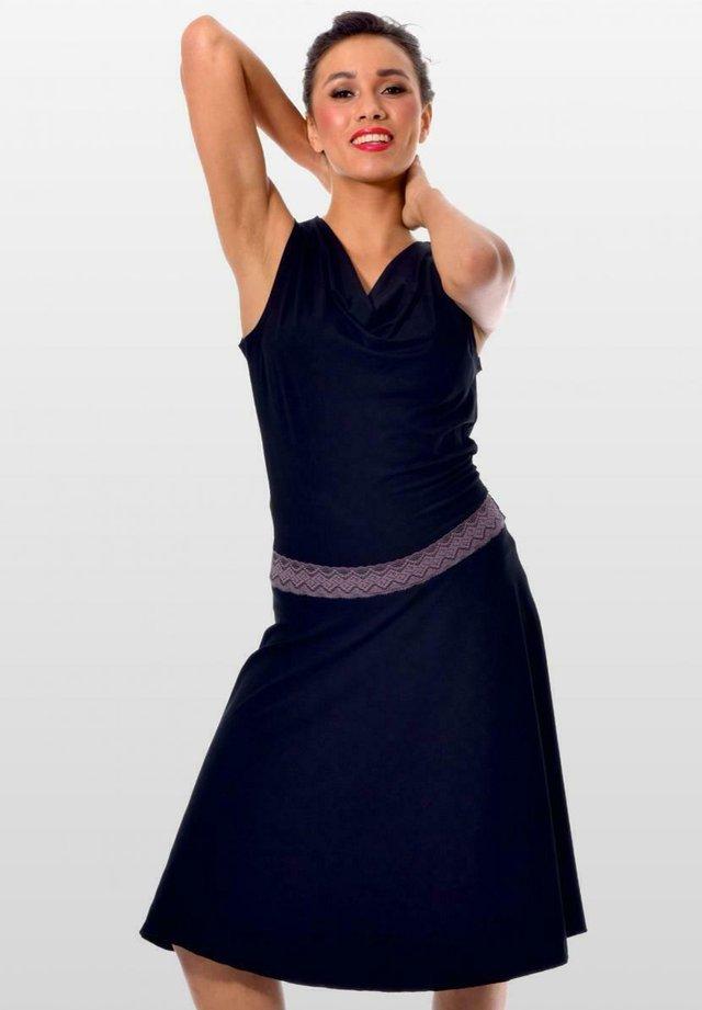 WIEN - Day dress - schwarz