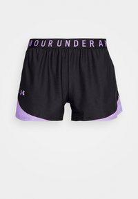 PLAY UP 3.0 GEO SHORT - Sports shorts - black