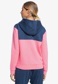 Roxy - Zip-up sweatshirt - pink lemonade - 2