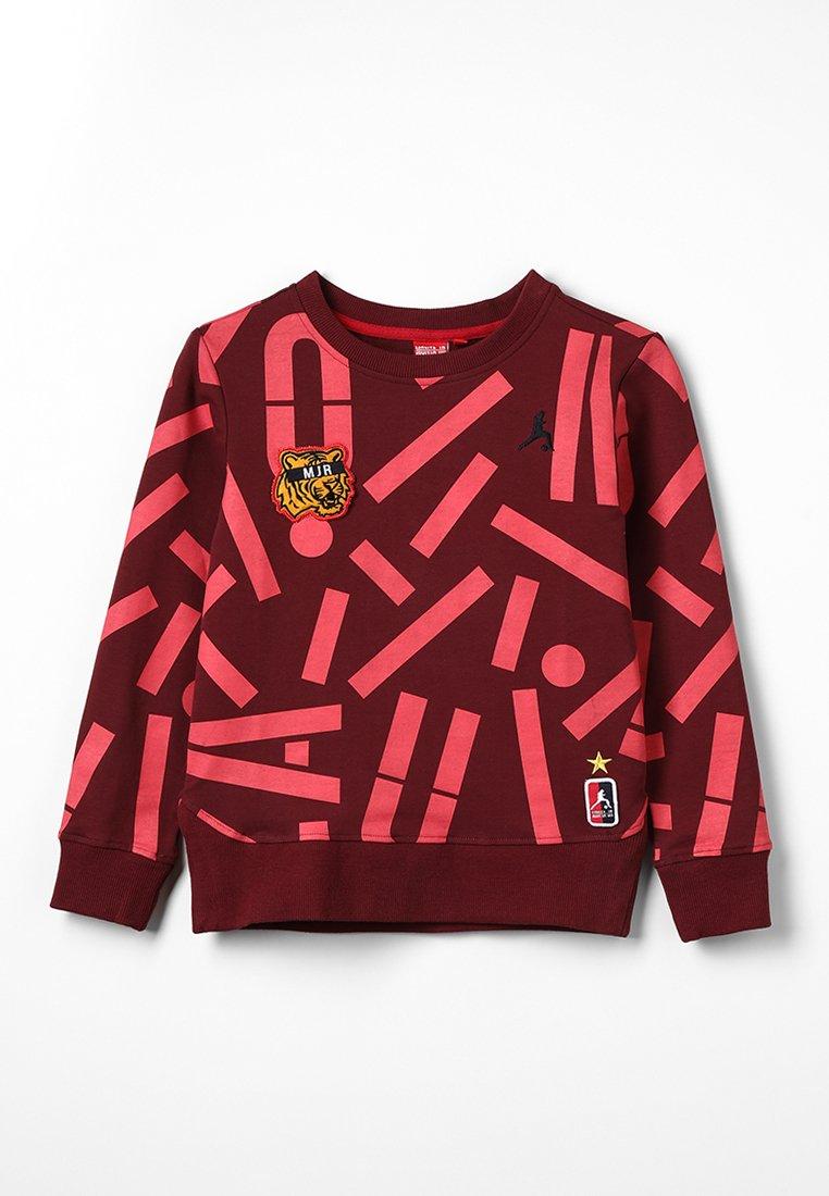 Monta Juniors - COLDEN - Sweatshirt - burgundy