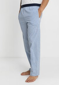 Zalando Essentials - Nattøj bukser - blue - 0