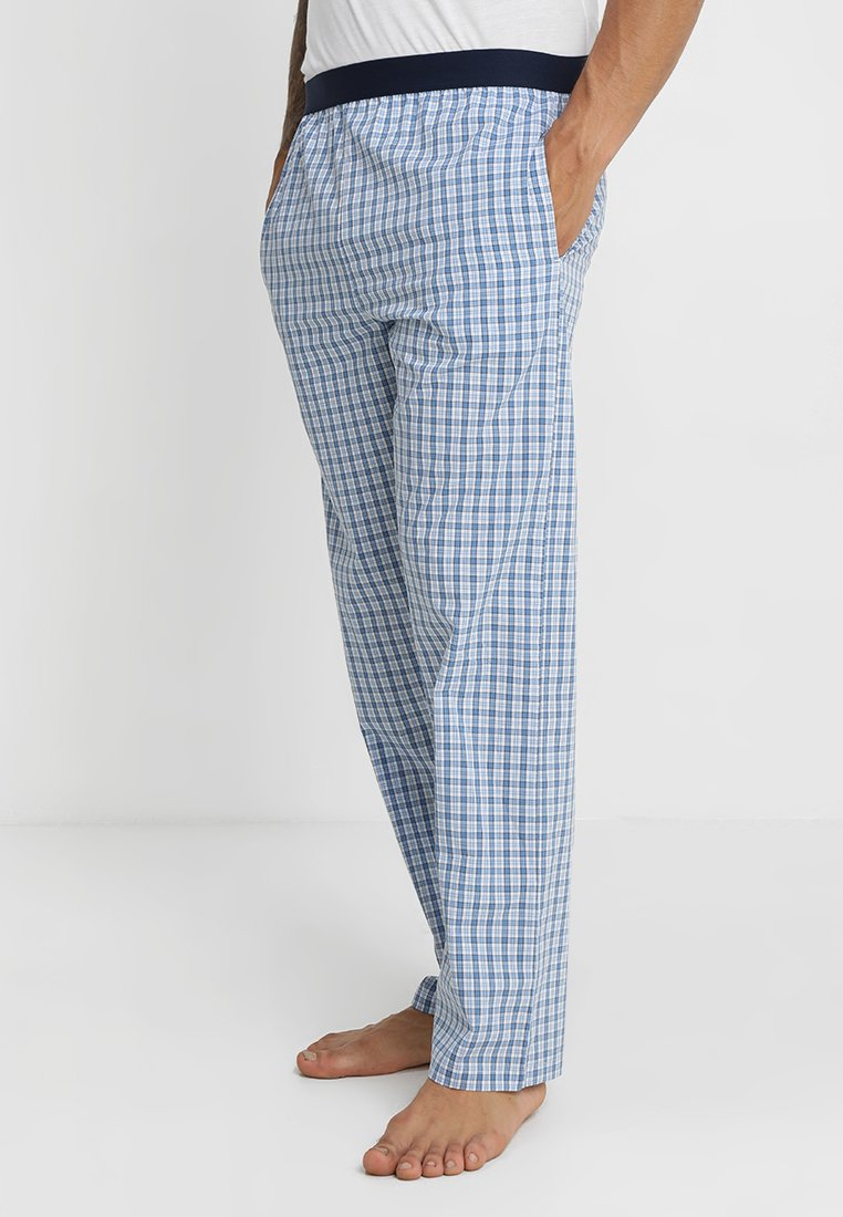 Zalando Essentials - Nattøj bukser - blue