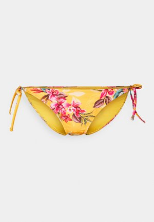 ORCHID CHEEKY - Bikini bottoms - yellow