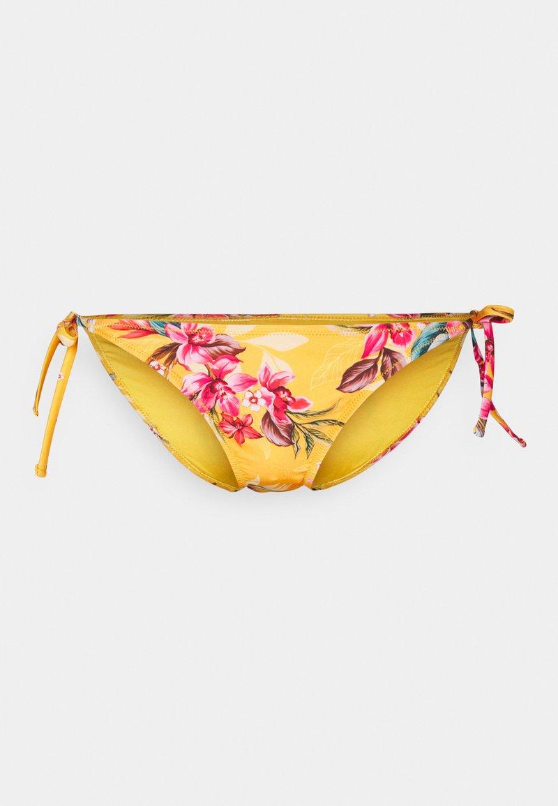Hunkemöller - ORCHID CHEEKY - Bikinibroekje - yellow