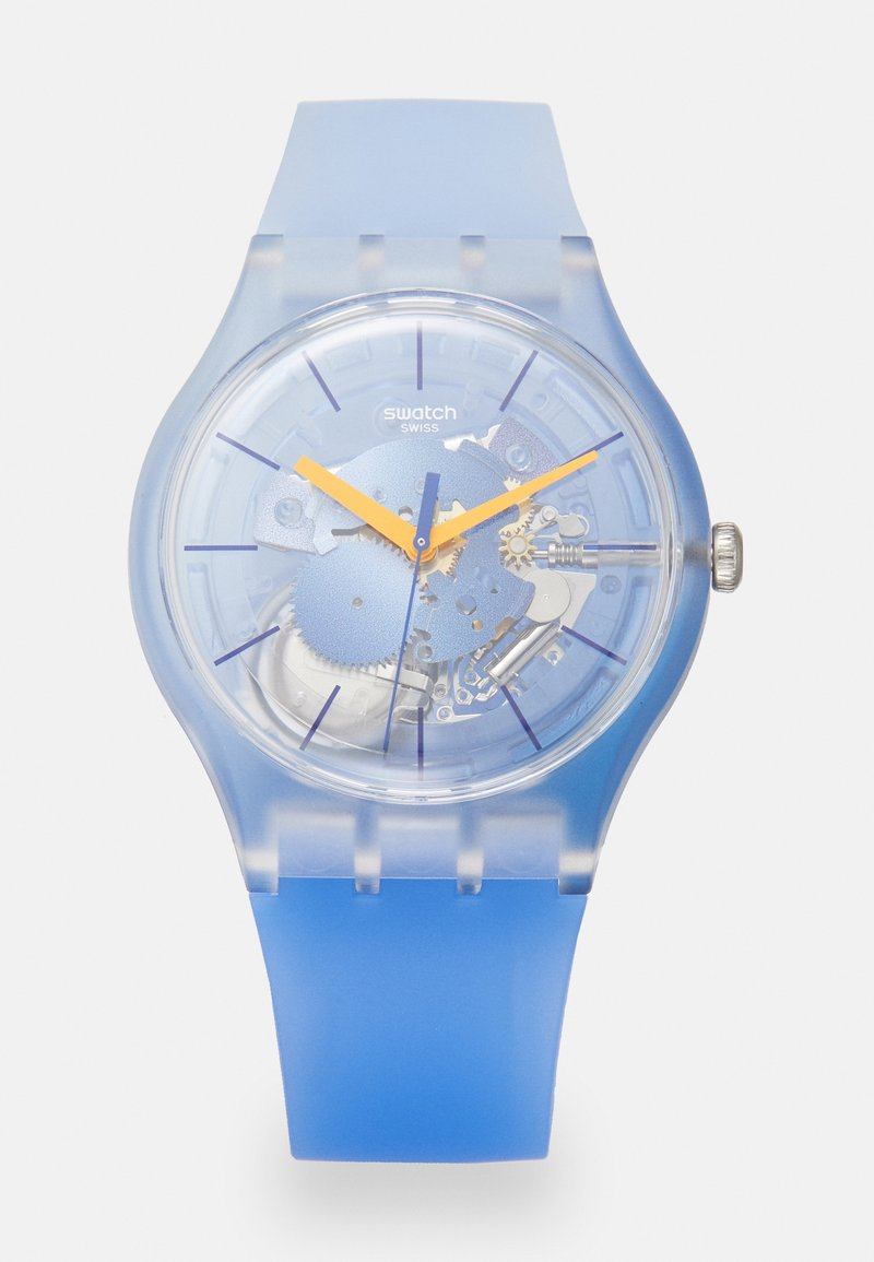 Swatch - ALL THAT BLUES - Hodinky - blue