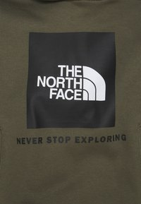 The North Face - NEW BOX CREW HOODIE UNISEX - Hoodie - new taupe green - 2