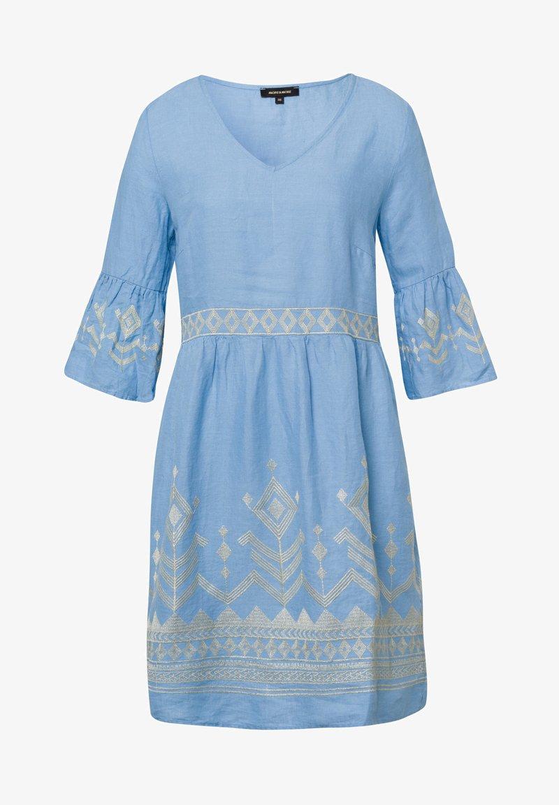 More & More - Day dress - hellblau