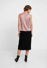 Dorothy Perkins - ANIMAL - Blouse - blush - 2