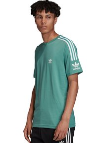 adidas Originals - Camiseta estampada - green - 2