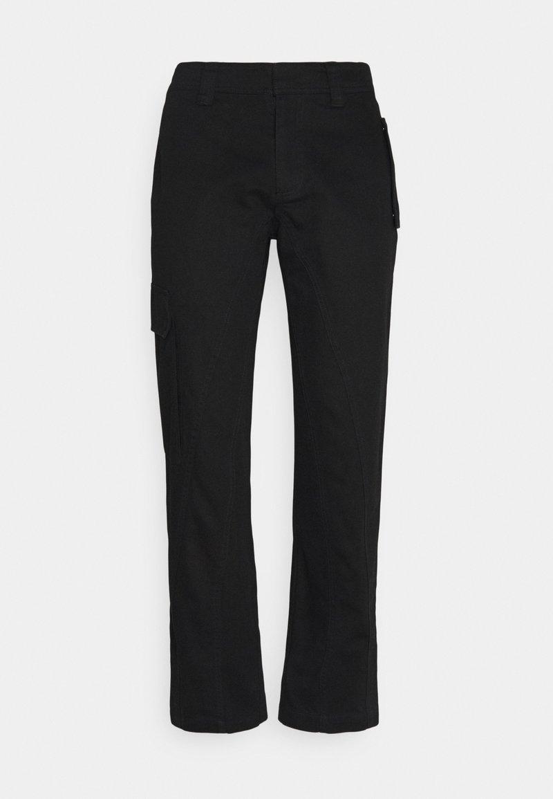 Zadig & Voltaire - PIER ARMY - Cargo trousers - noir