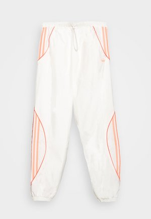 TRACK PANT - Trainingsbroek - chalk white