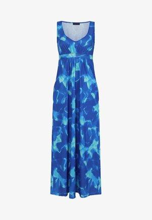 EMPIRE LINE - Maxi dress - greek print
