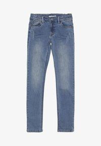 Name it - NKMTHEO PANT - Džíny Slim Fit - light blue denim - 2