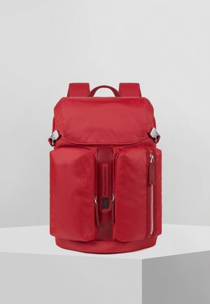 PQ-BIOS RUCKSACK 40 CM LAPTOPFACH - Zaino - red
