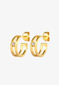 DIAMORE - Earrings - gold - 1