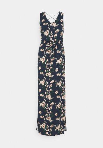 VMSIMPLY EASY TANK DRESS - Maksimekko - navy blazer